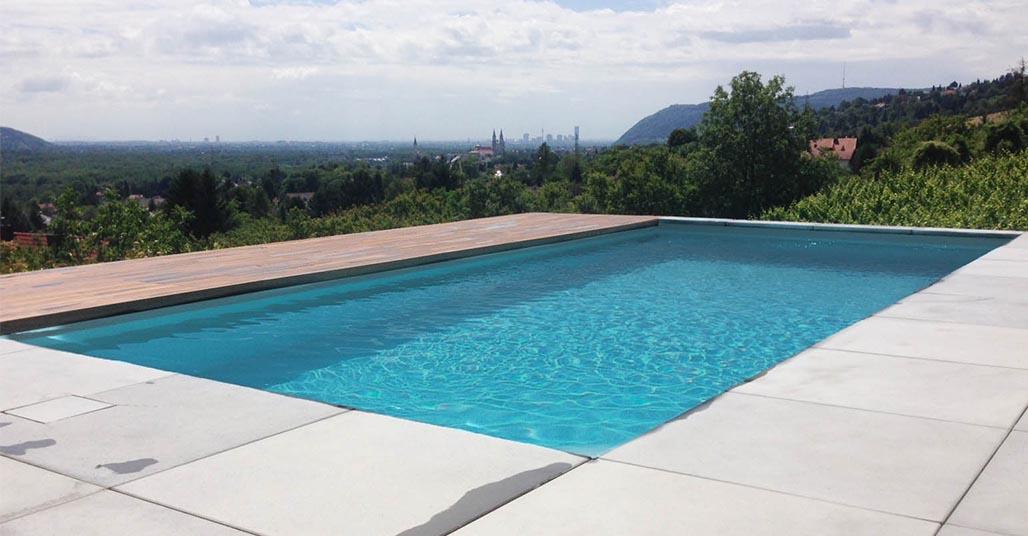 Ihr Schwimmbecken wird zum Hingucker - Desina